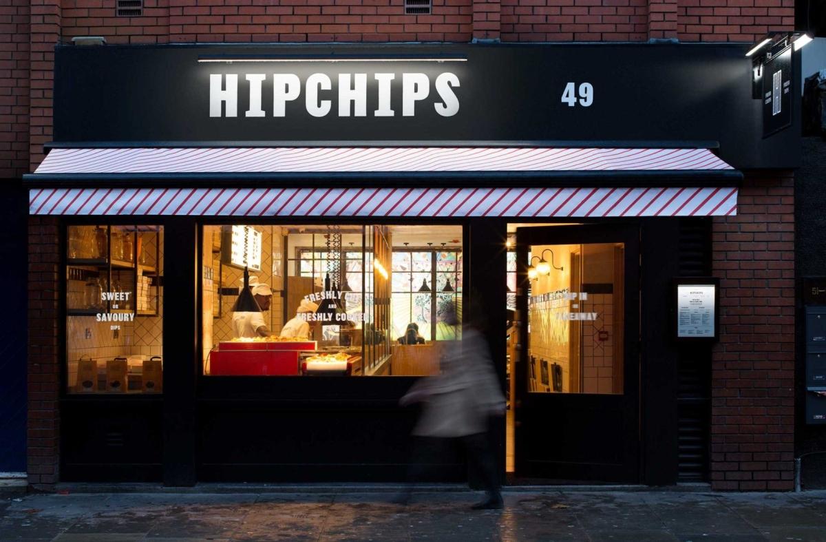 London now has its first crisp restaurant hipchips