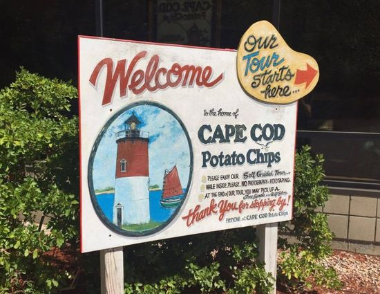 Over 20 jobs and 12 old kettle fryers out at Cape Cod Potato Chips