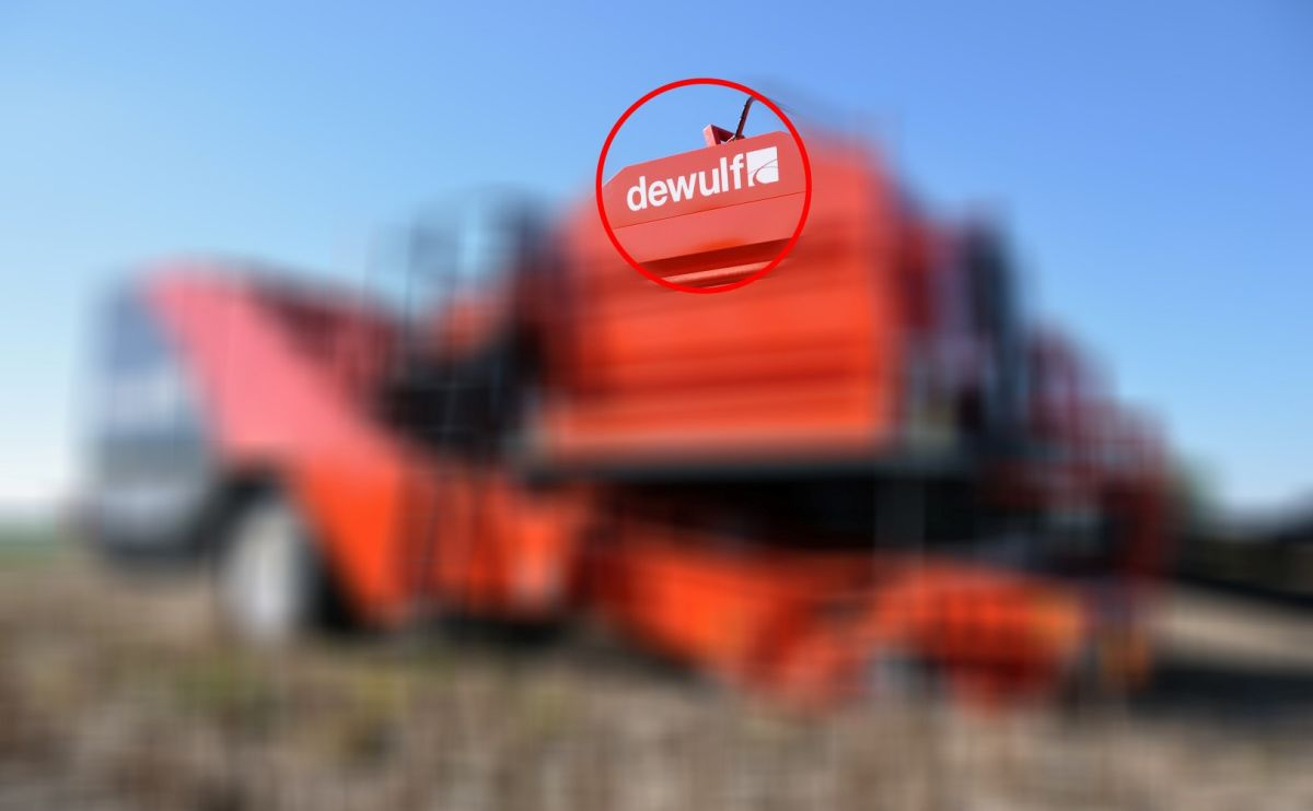 Dewulf~Miedema unveils the Torro 2-row trailed sieving