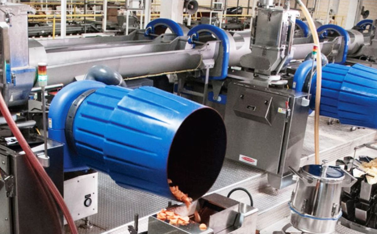 How to reduce seasoning loss during snack food production