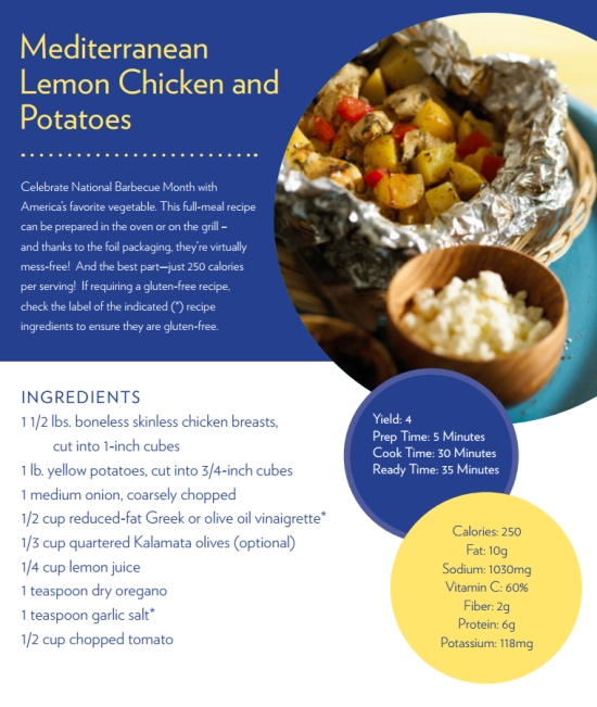 Potato recipes to prepare with your kids | PotatoPro