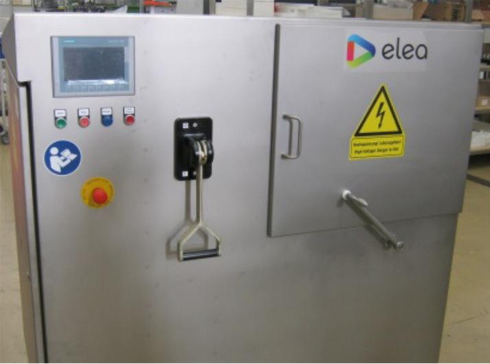 Elea PEF Pilot trial batch system for research