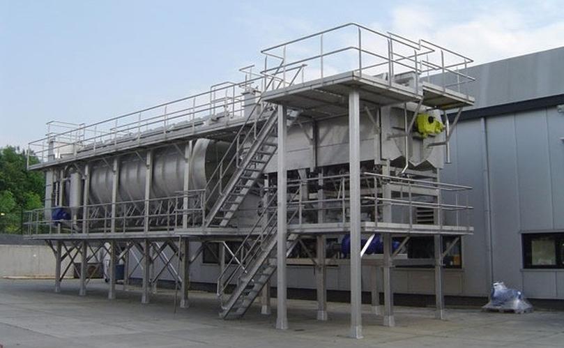 DTS - Industrial Potato Blanchers