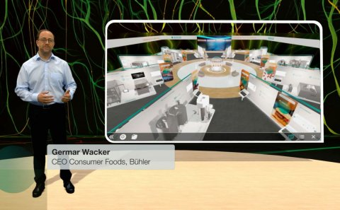 Bühler Virtual World continues for all of May