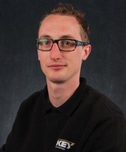 Key Technology Appoints Bert Switten as Technical Sales Support Manager, Optical Sorting