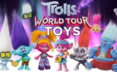 Calbee UK Launches Snack Product To Mark Release Of New Trolls Movie