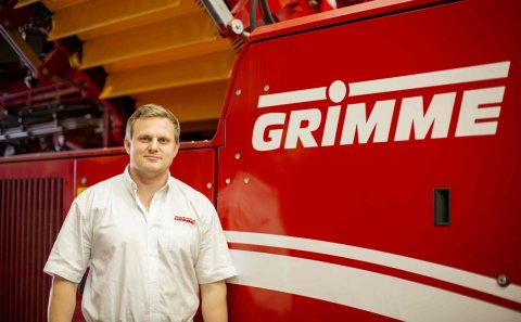 Haith Group and Grimme UK & Ireland Announce Strategic Partnership