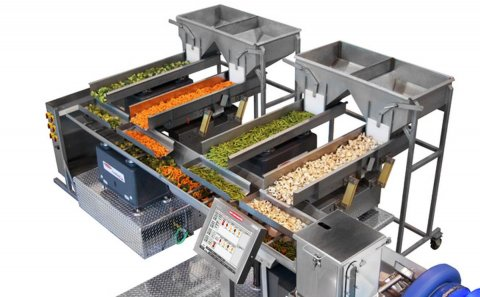 Heat and Control - FastBack® Blending System