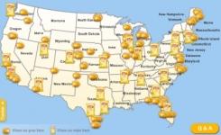 Frito-Lay Production Locations
