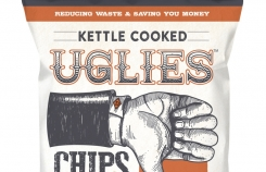 Dieffenbach's Potato Chips launches Uglies - potato chips from waste potatoes