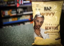 Rapper Fabolous claims his own Rap Snacks Potato Chips Flavor: 'New York Deli Cheddar'