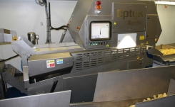 Burts Chips and Keogh's Crisps chose Key Technology's Optyx to sort their batch fried potato chips