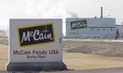 McCain Foods USA plans USD 200 million expansion of Burley Idaho French Fry plant