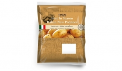 Tesco launches Best in Season: Italian New Potatoes
