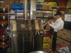 Chips and Snacks Production going local, very local