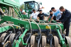 USAID project helps Potato Farmers in Kyrgyzstan