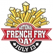 National French Fry Day 2017