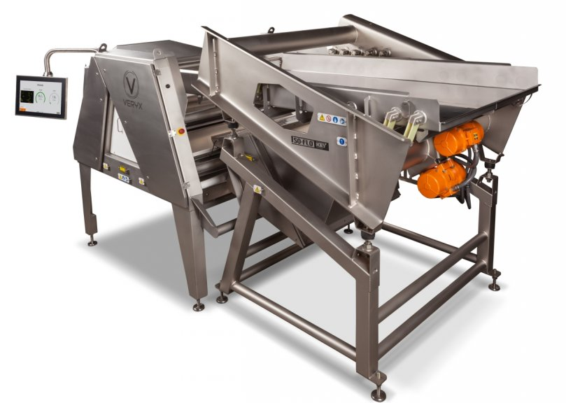 Key Technology introduces product-specific Veryx Infeed and Collection Conveyors
